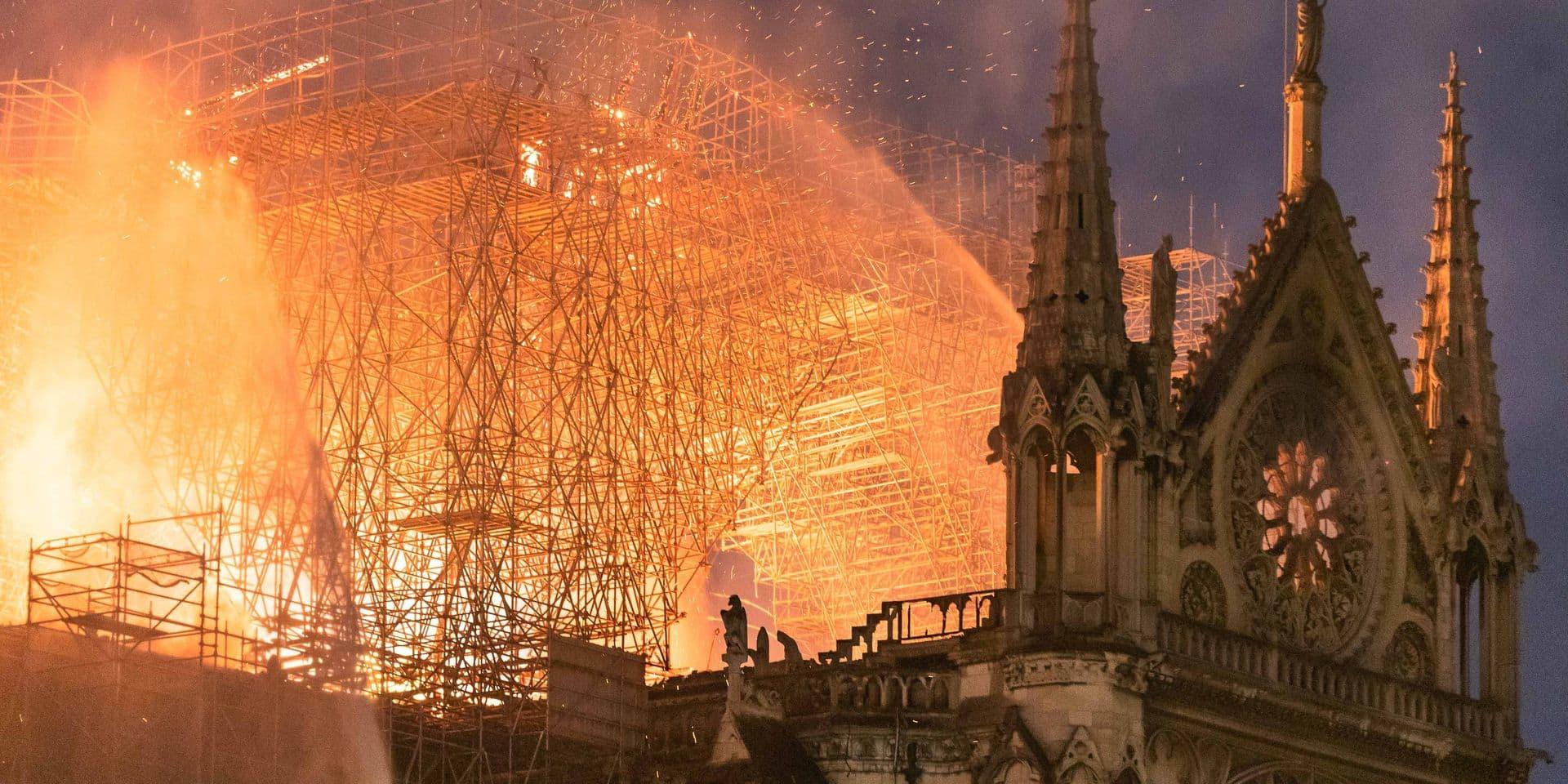 """""""La charpente de Notre-Dame est aussi complexe qu'une centrale nucléaire"""""""