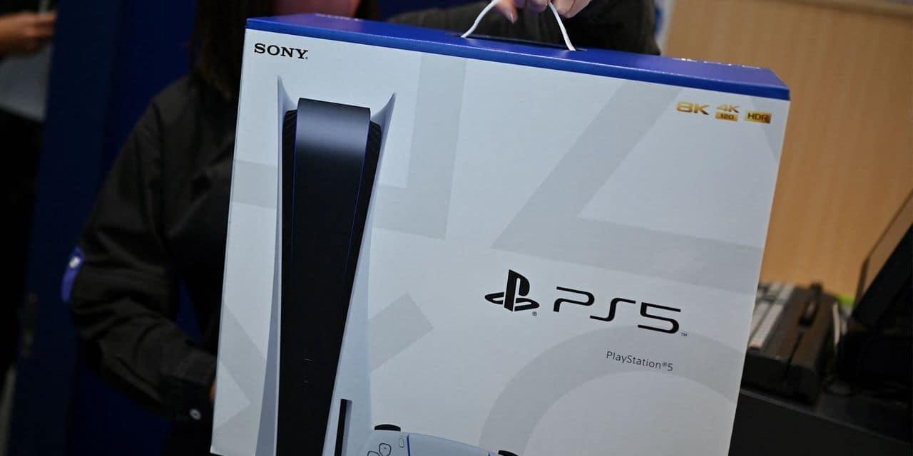 Une playstation 5 part pour... 20.200 euros aux enchères sur Vavabid !