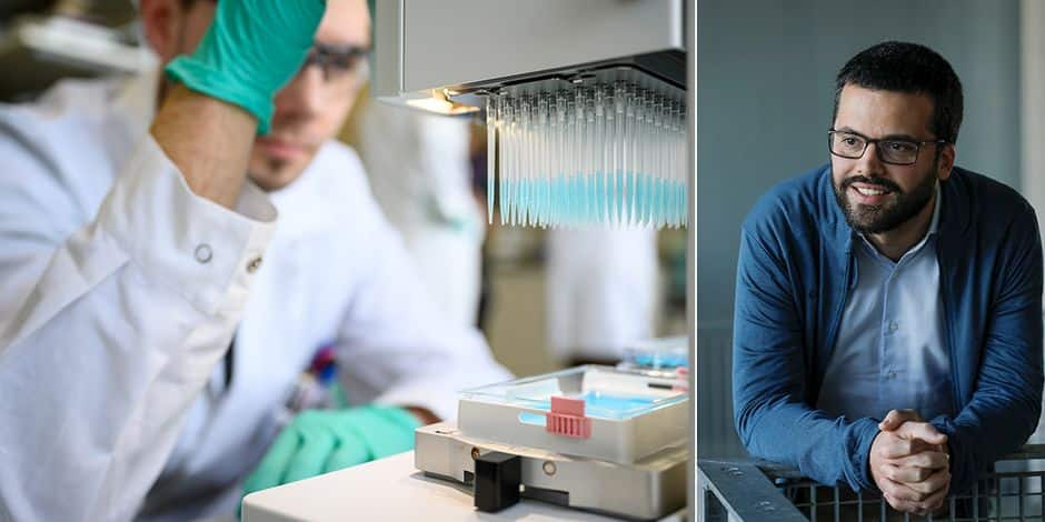Débordé, le labo de la KU Leuven qui fait les tests du coronavirus?