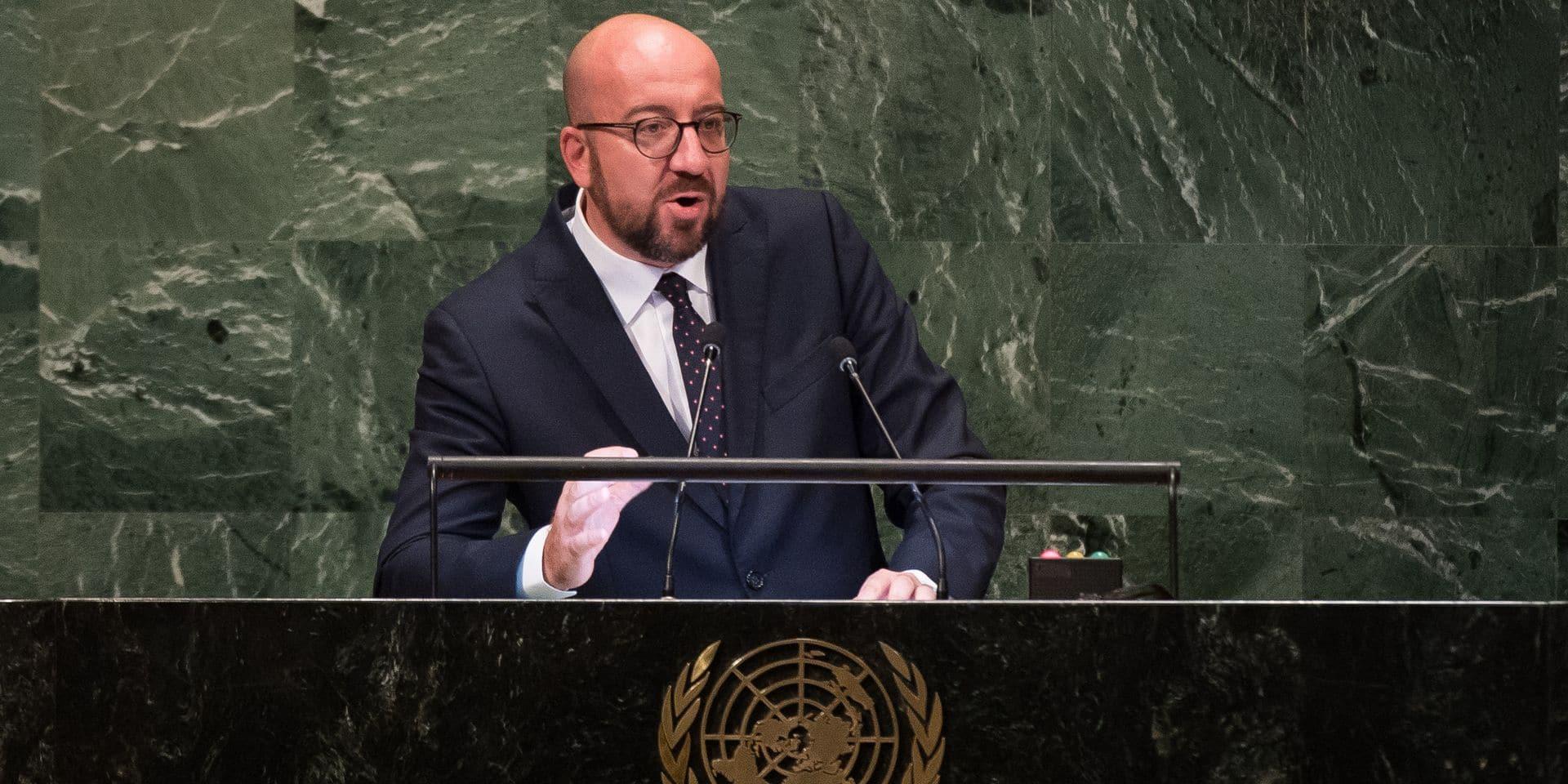 La Belgique, risée de l'Onu ? Cette tragicomédie sur le Pacte pour les migrations nous a copieusement ridiculisés