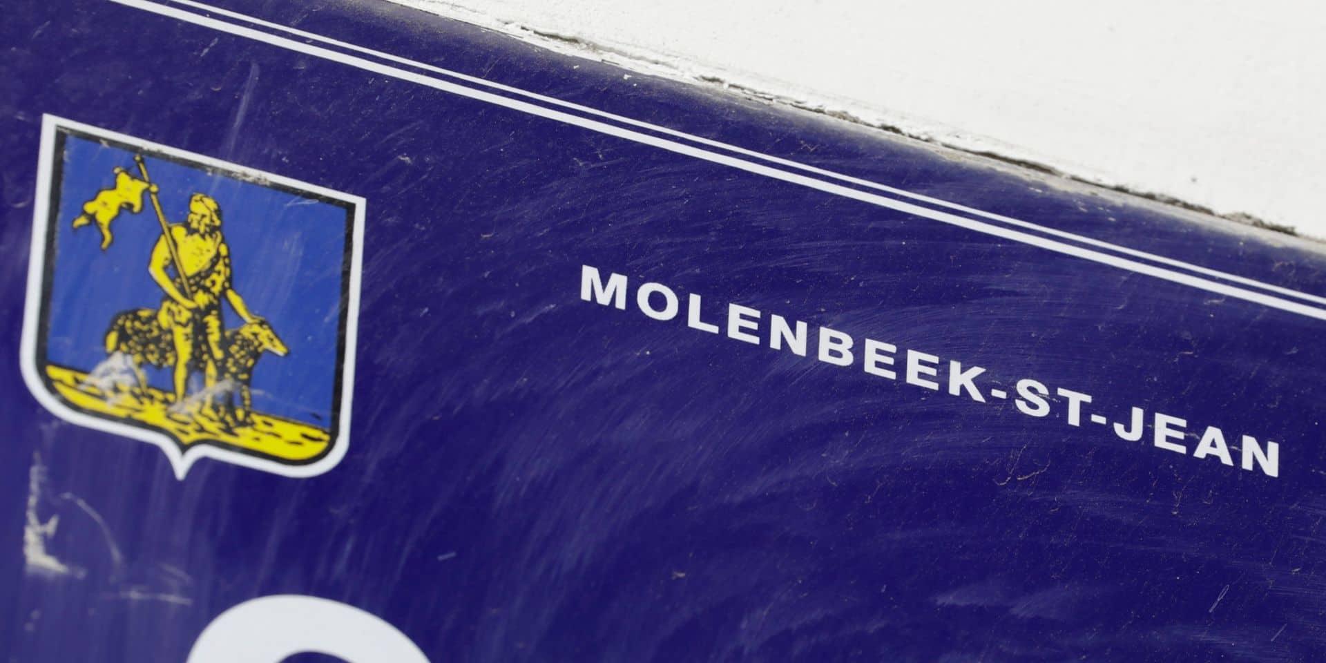 Le pont mobile près du quai de Mariemont à Molenbeek est fermé jusqu'à la fin du week-end
