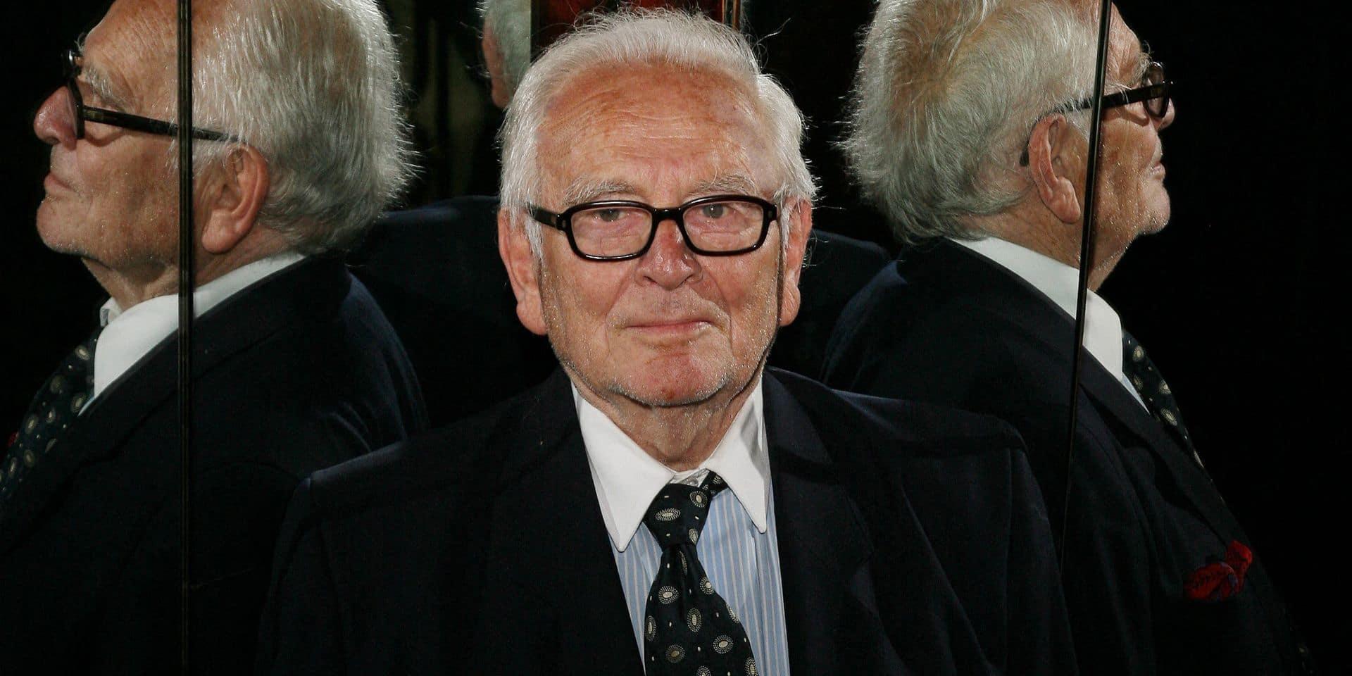 Pierre Cardin Dies At 98