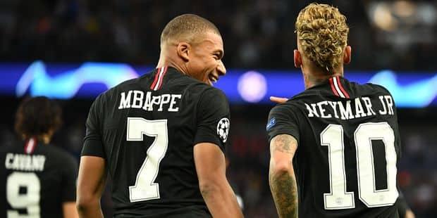 Le match de Ligue des Champions PSG - Etoile rouge Belgrade truqué? Les autorités françaises enquêtent - La Libre