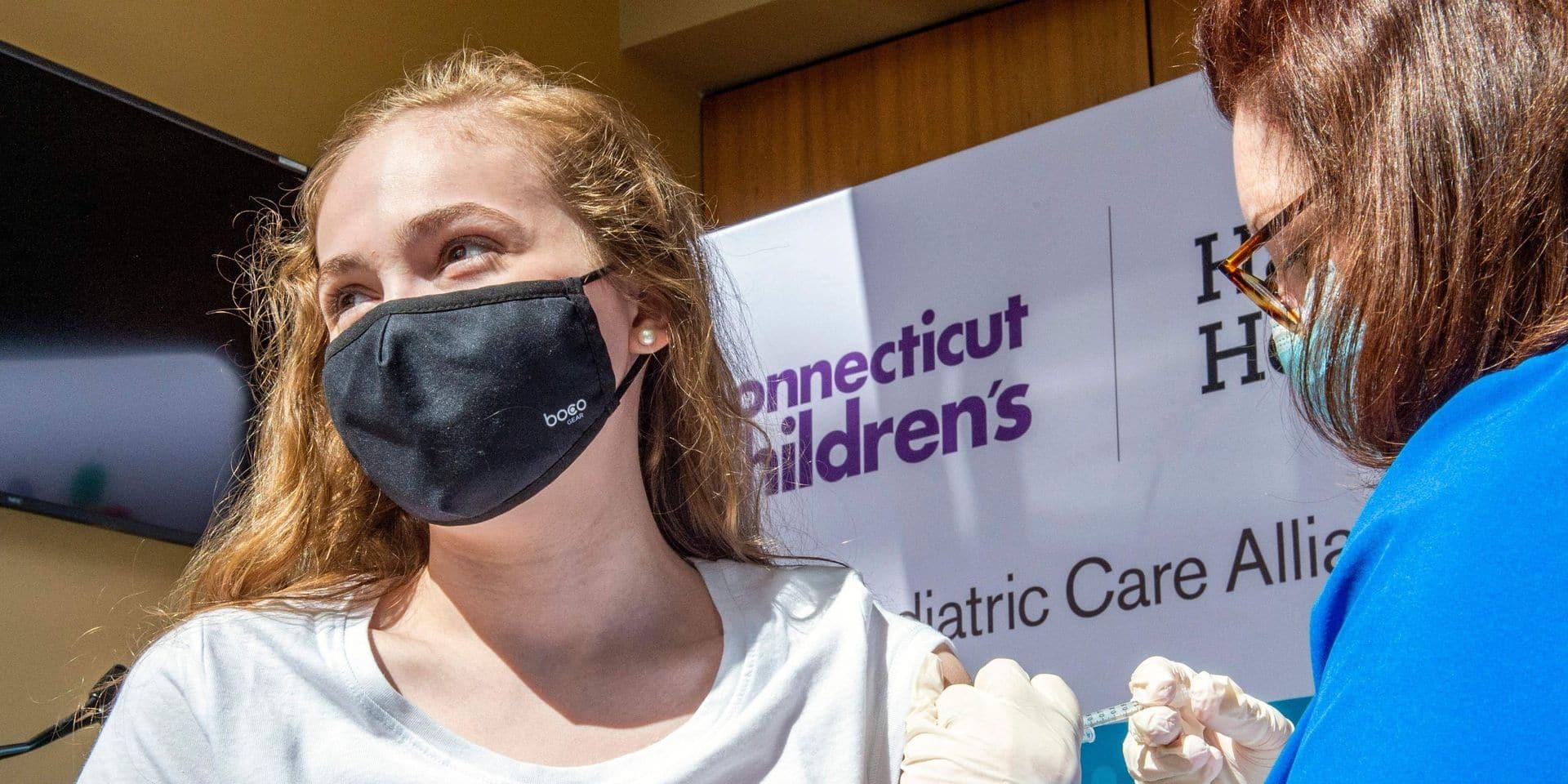 Moderna demande l'autorisation de son vaccin pour les adolescents aux Etats-Unis