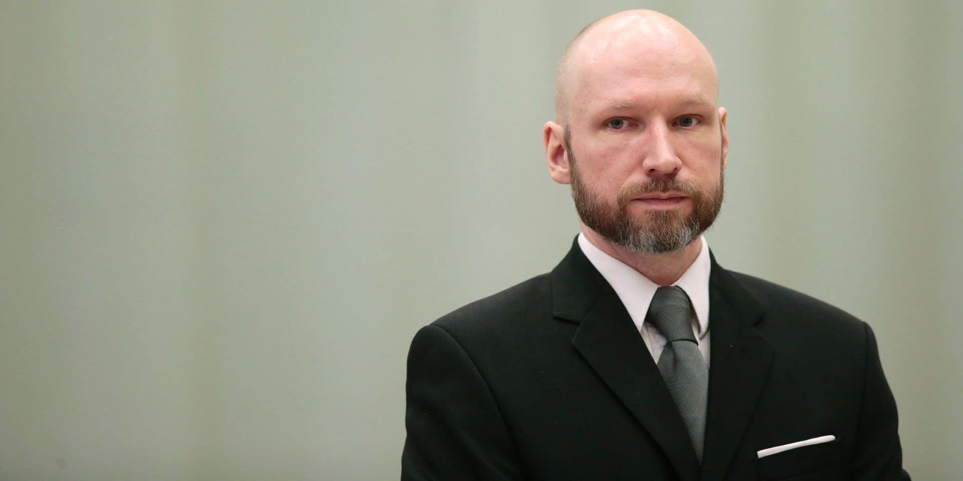 Anders Breivik, qui avait tué 77 personnes en 2011, demande une mise en liberté conditionnelle