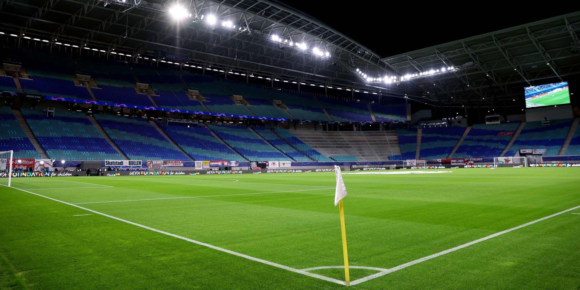 Coronavirus: le 8e de finale aller de Ligue des champions entre Leipzig et Liverpool se jouera à Budapest