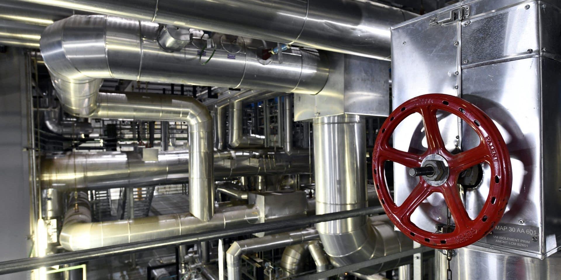 Cinq ans d'avance pour la conversion belge du gaz naturel pauvre vers le gaz naturel riche