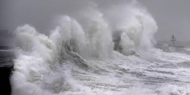 """Une nouvelle tempête approche: """"Cela va souffler dimanche et lundi"""" - La  Libre"""