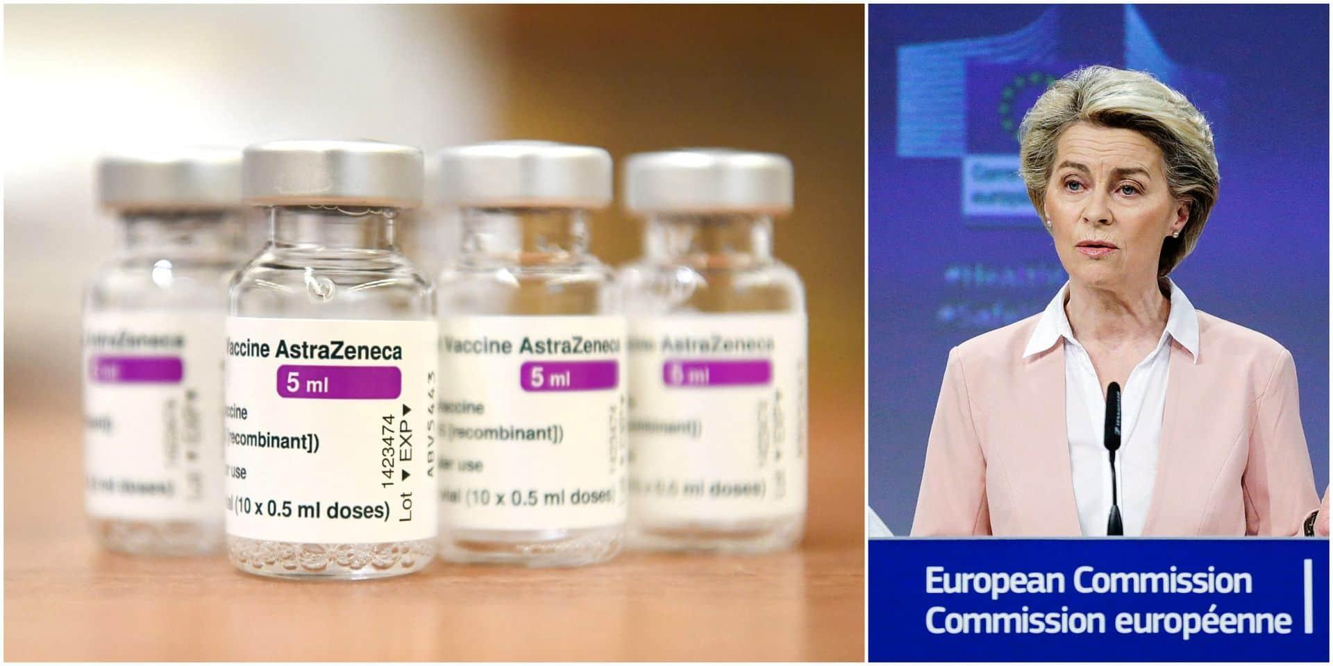 Les pays européens ont-ils été piégés par les contrats avec les fabricants de vaccins?