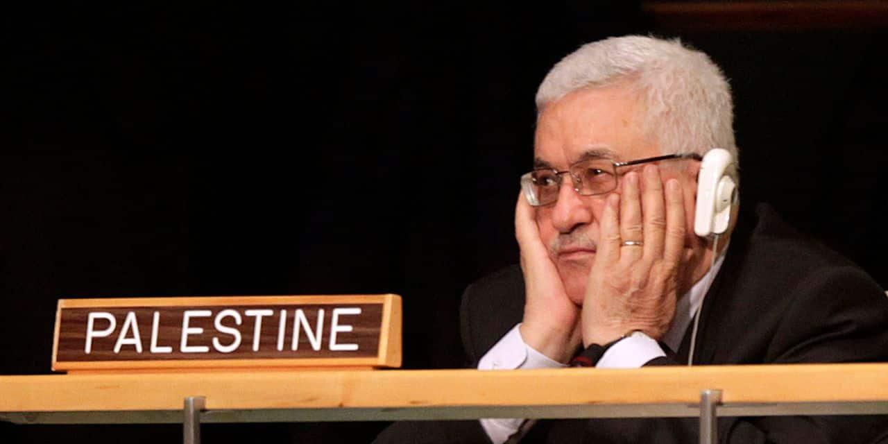 """Mahmoud Abbas appelle Biden à """"renforcer"""" les liens américano-palestiniens"""