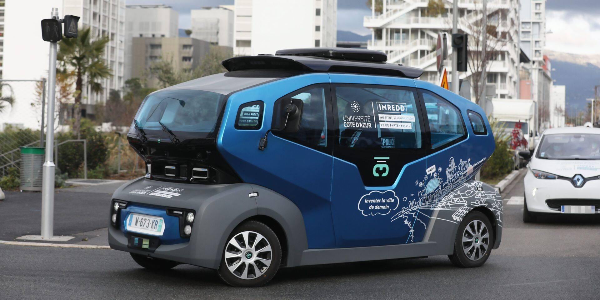 Toyota rachète la division véhicule autonome de Lyft pour 550 millions de dollars