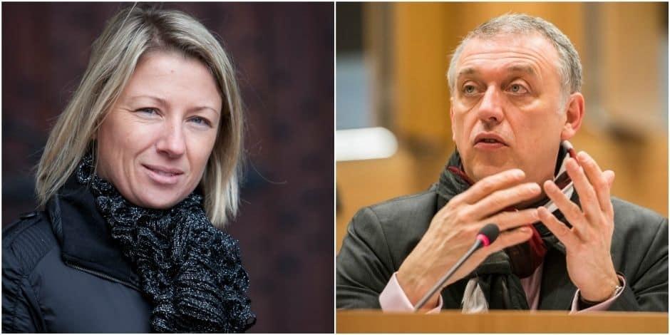 Le dossier opposant Caroline Taquin à Eric Massin pour insultes reporté sine die