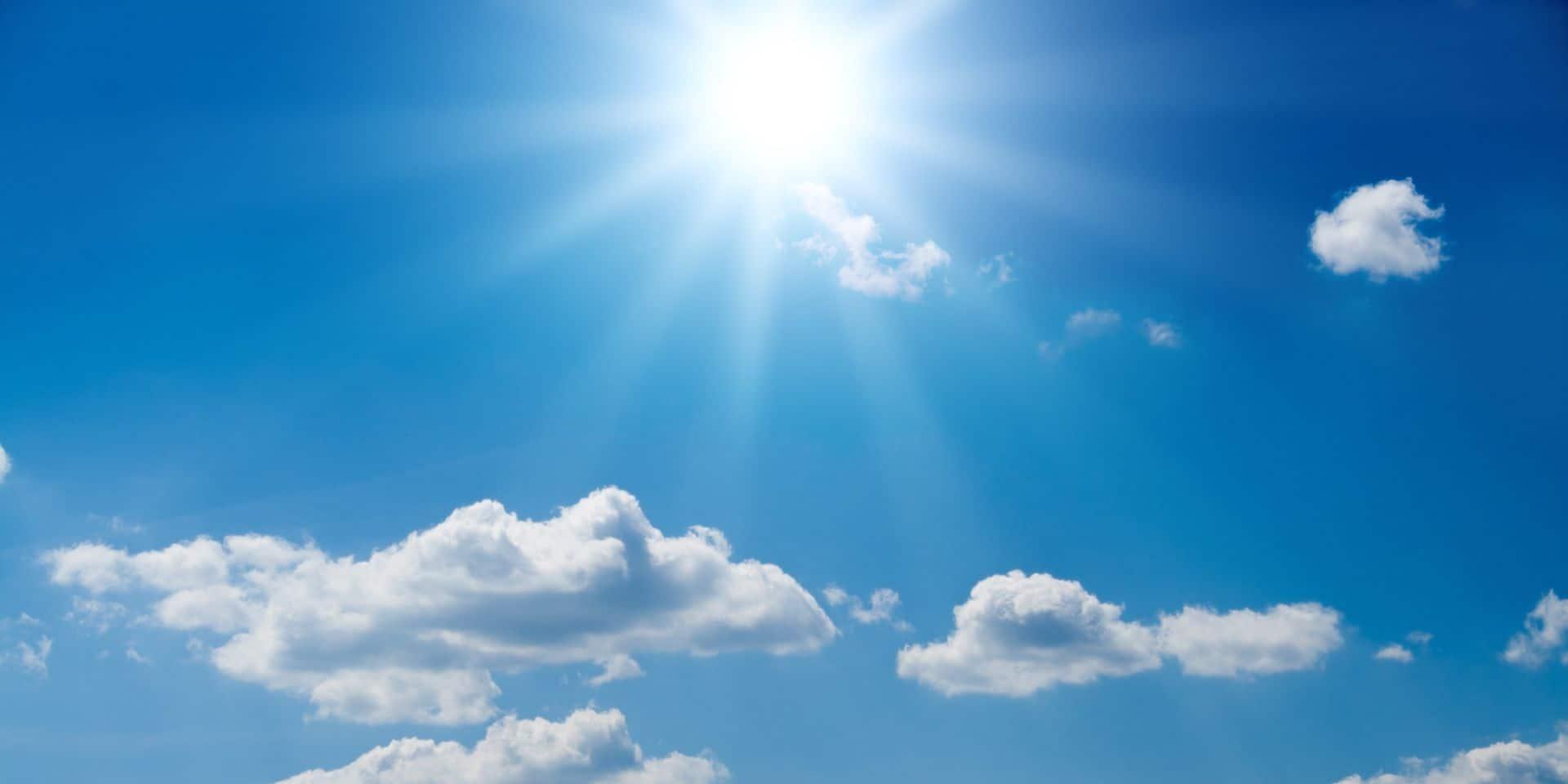 Météo: début de semaine ensoleillé sous des températures douces