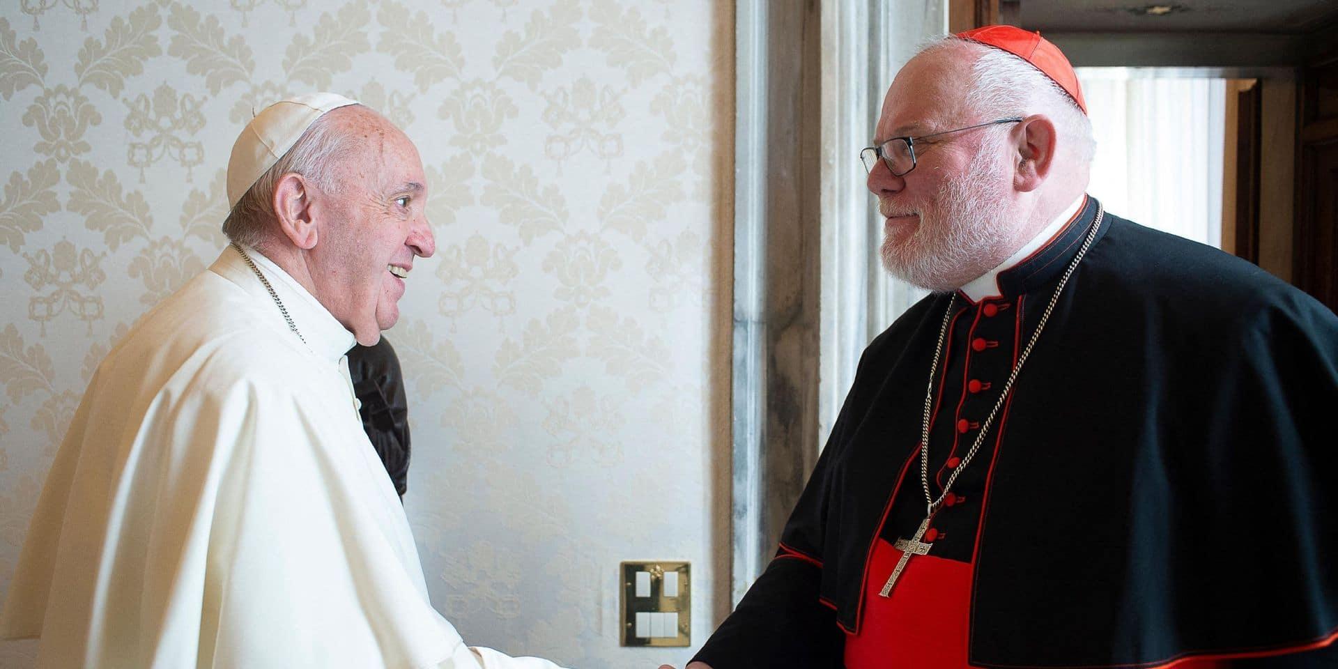 """Allemagne: le cardinal de Munich démissionne, dénonce """"la catastrophe des abus sexuels"""""""