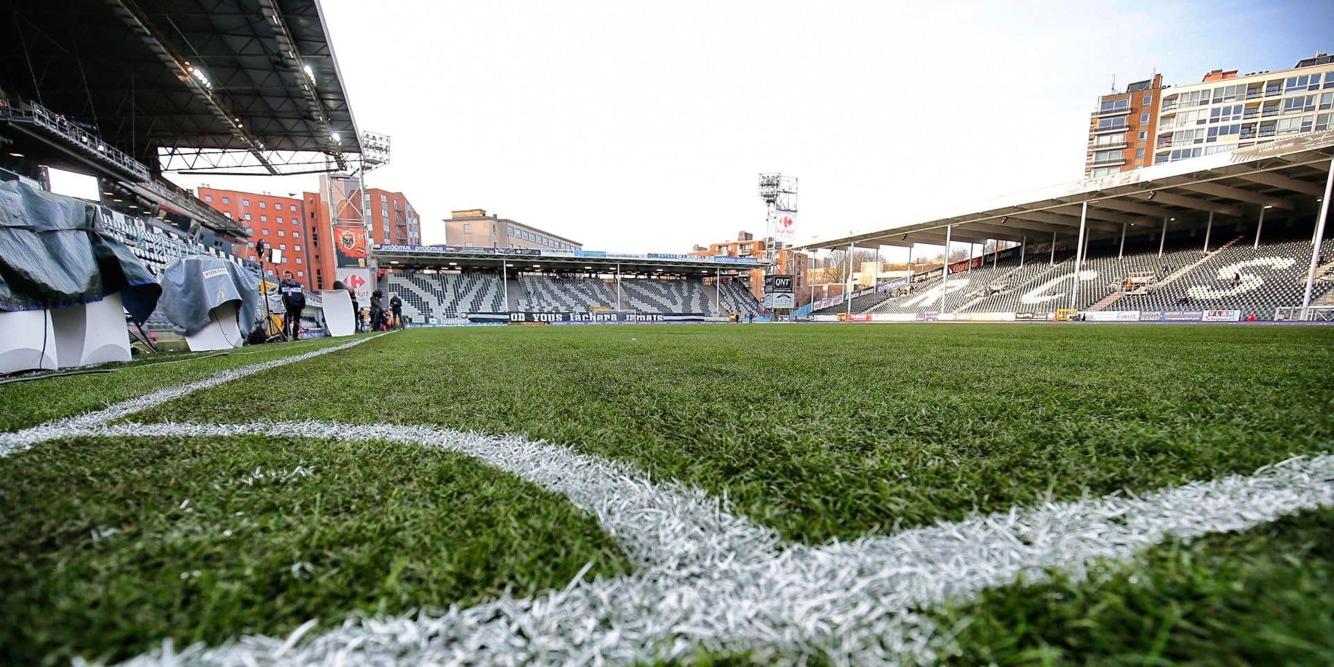 Nouvelles mesures dans le milieu sportif: Le sport amateur paralysé, le sport pro à huis clos... dès ce soir pour Courtrai-Anderlecht !