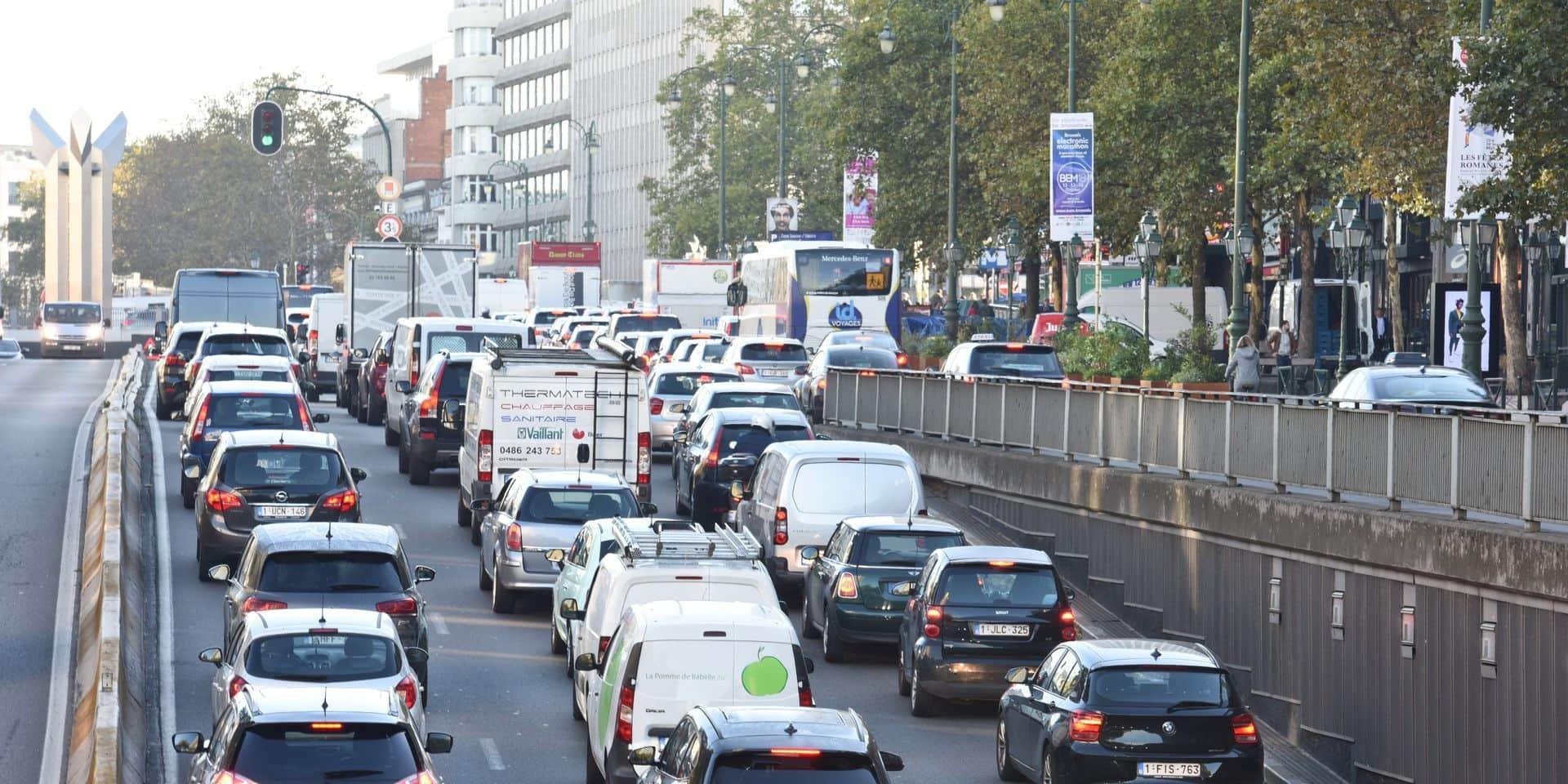 Taxe kilométrique à Bruxelles : Beci demande l'ouverture d'un dialogue avec les partenaires sociaux