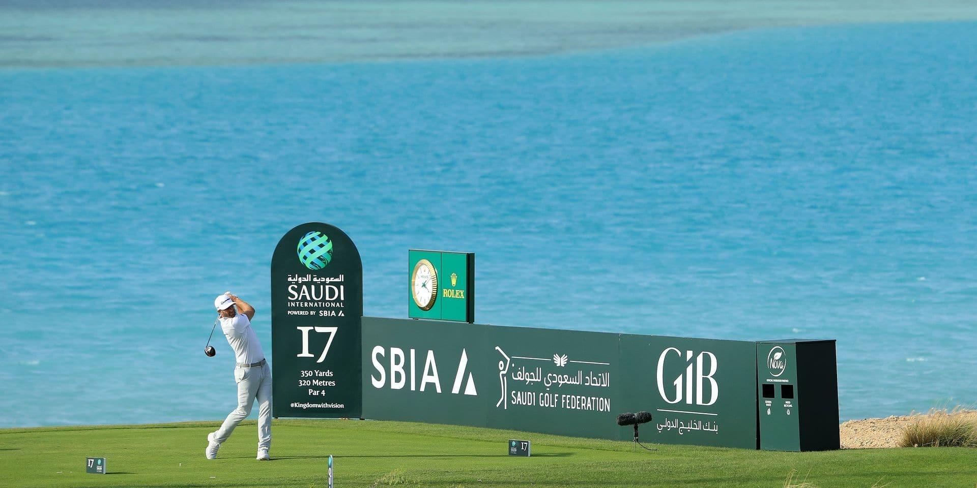 Les stars du swing en Arabie Saoudite!