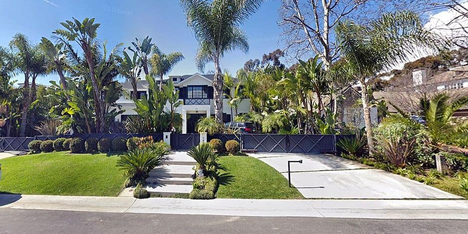 La villa de Johnny Hallyday à Los Angeles a trouvé preneur