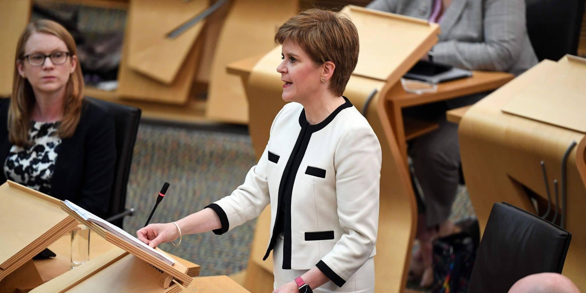 L'Ecosse veut présenter son projet pour un référendum d'indépendance avant mai