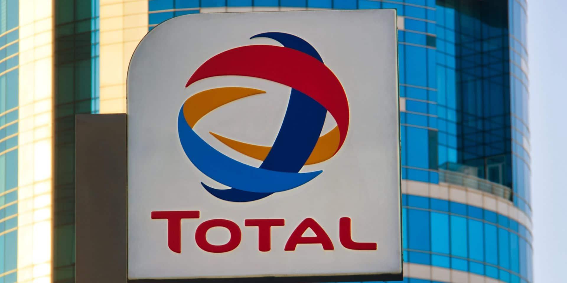 Total a annoncé une perte nette de 7,2 milliards de dollars en 2020, contre un bénéfice de 11,2 milliards en 2019.