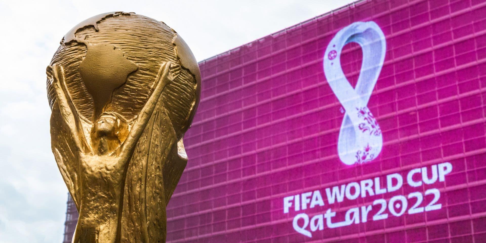 Mondial 2022: la Belgique tête de série des qualifications, tirage au sort prévu le 7 décembre