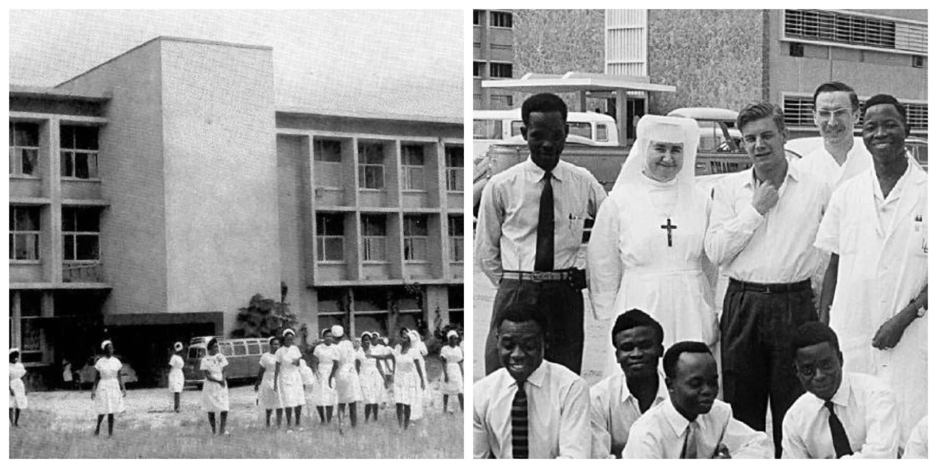 1961: mes souvenirs de classe sur le Congo