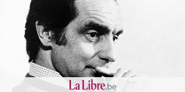 ITALO CALVINO, Author, (1923-1985)in 1975. Copyright: Reporters / Everett