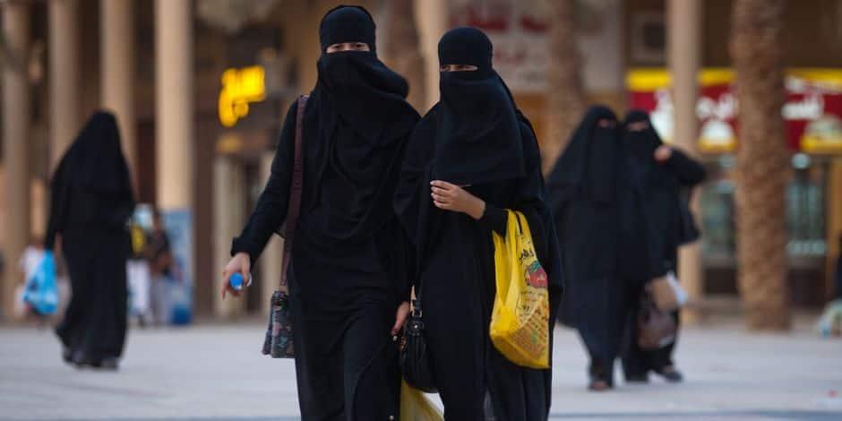Un homme arrêté pour avoir déjeuner avec une femme — Arabie Saoudite
