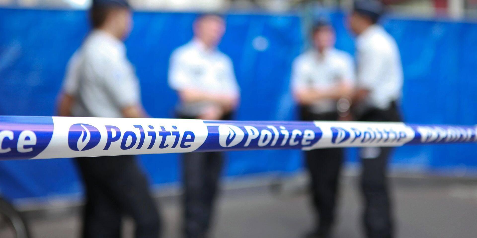 Un motocycliste perd la vie dans une course-poursuite avec la police à Bruxelles