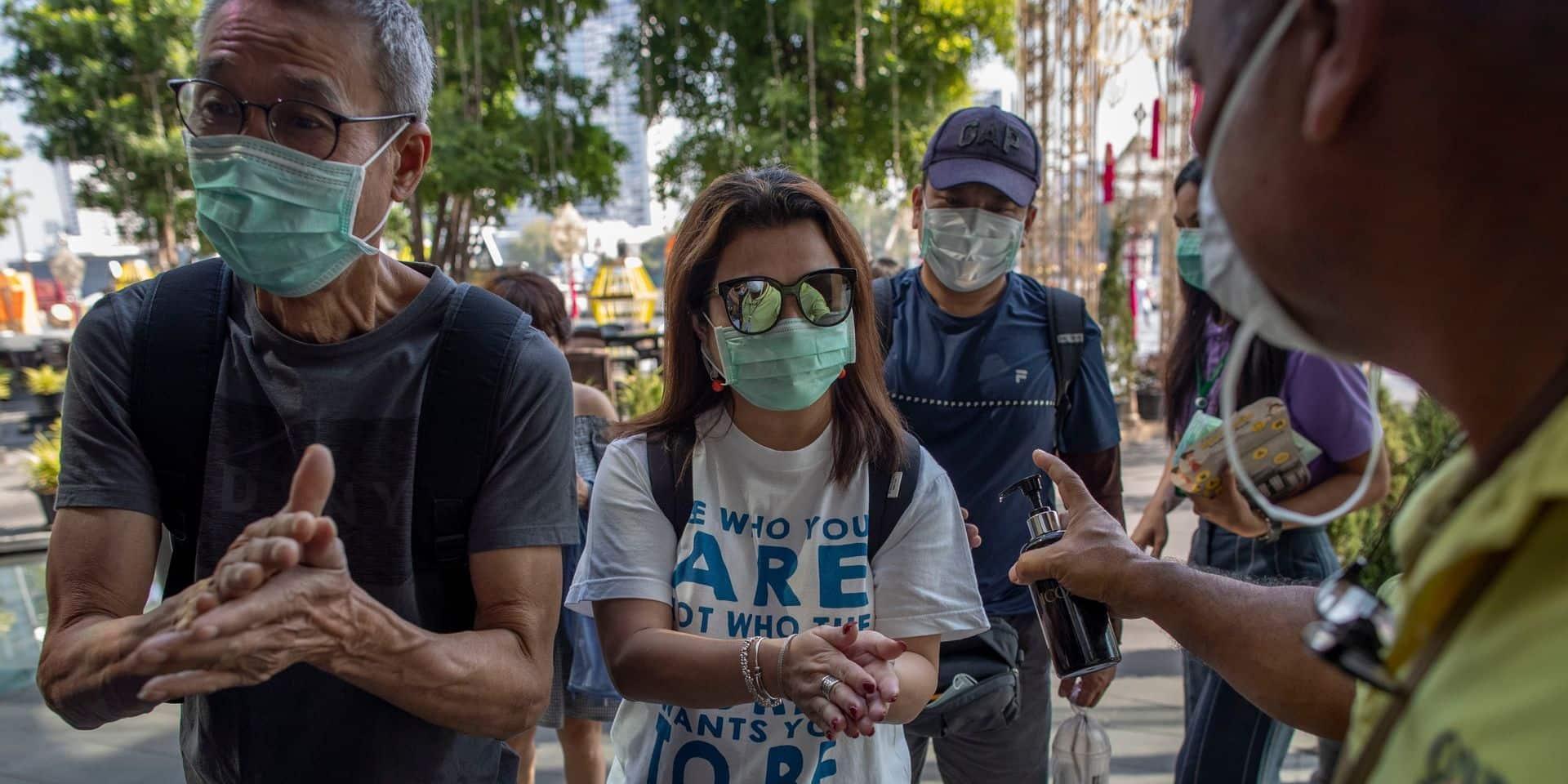 """Coronavirus: pic en vue """"dans une semaine ou 10 jours"""" selon des experts chinois"""