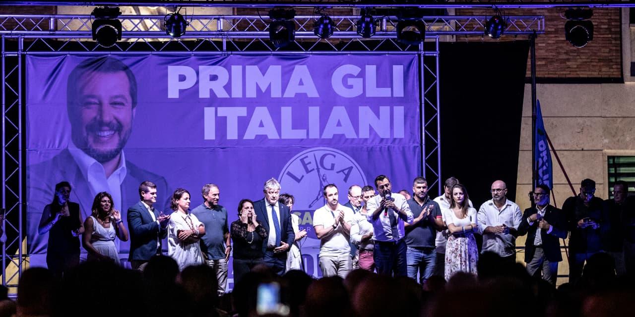 Faut-il craindre une contagion économique de la crise en Italie?