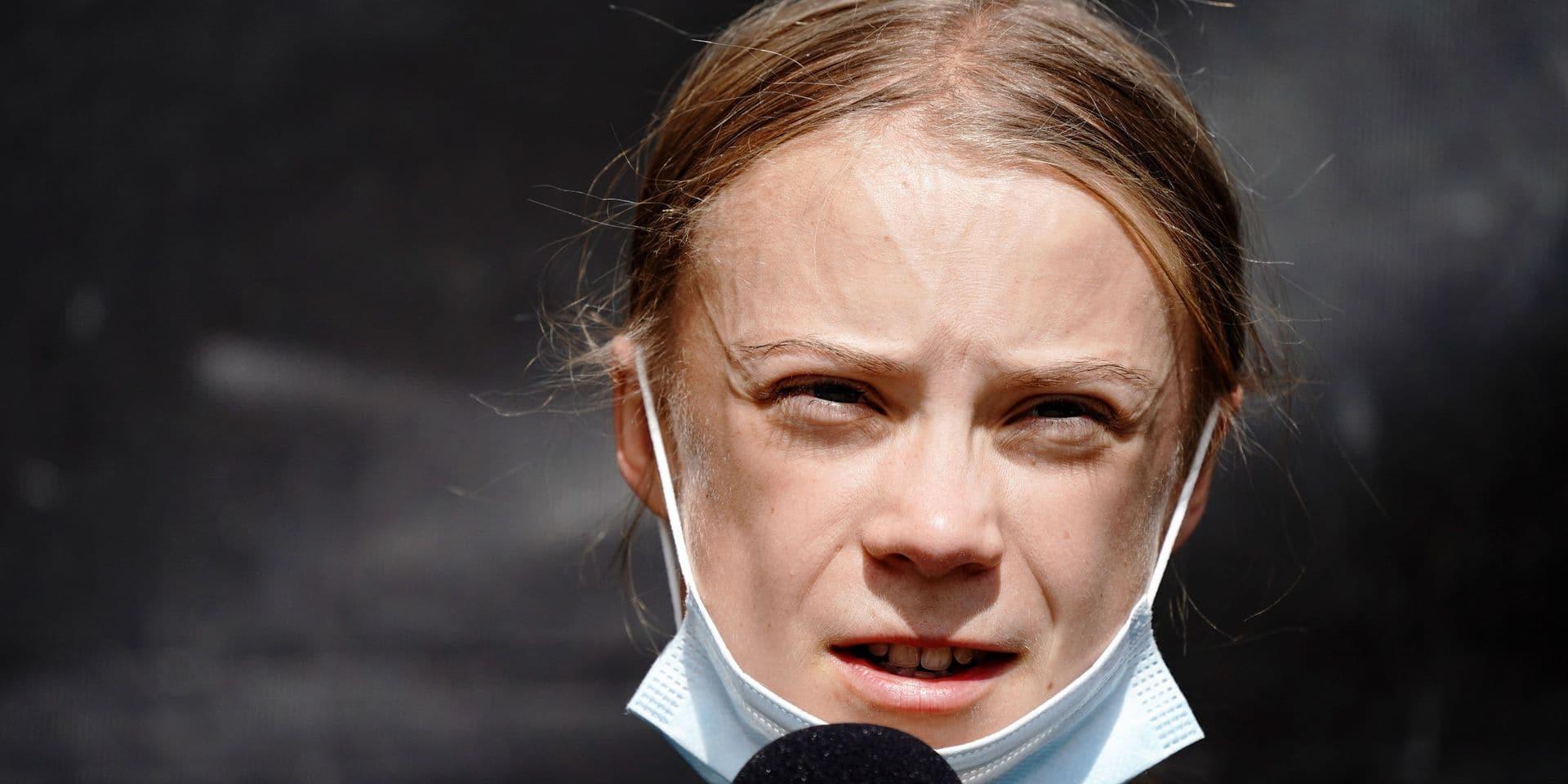 Greta Thunberg apporte son soutien financier au système Covax contre l'inégalité vaccinale