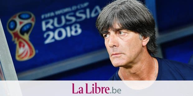 Bundescoach Joachim Jogi LOEW, LOW (GER), single image, single image, portrait, portraits, side portrait. Germany (GER) -Sweden (SWE) 2-1, Preliminary Round, Group F, Match 27, on 23.06.2018 in SOCHI, Fisht Olymipic Stadium. Football World Cup 2018 in Russia from 14.06. - 15.07.2018. | usage worldwide Reporters / DPA