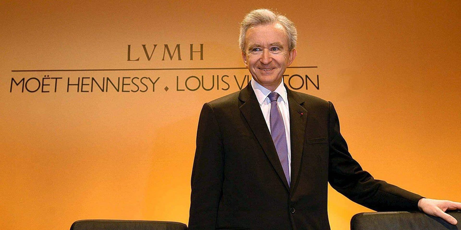 Bernard Arnault (LVMH) s'implique dans Lagardère, dont le titre s'envole