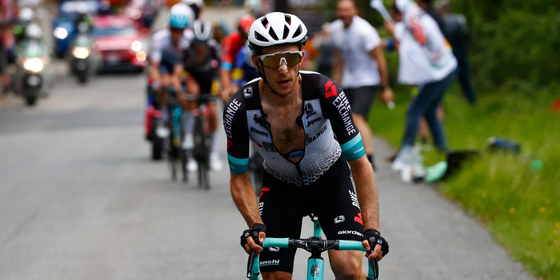 Giro: Simon Yates s'impose en solitaire, Bernal limite les dégâts