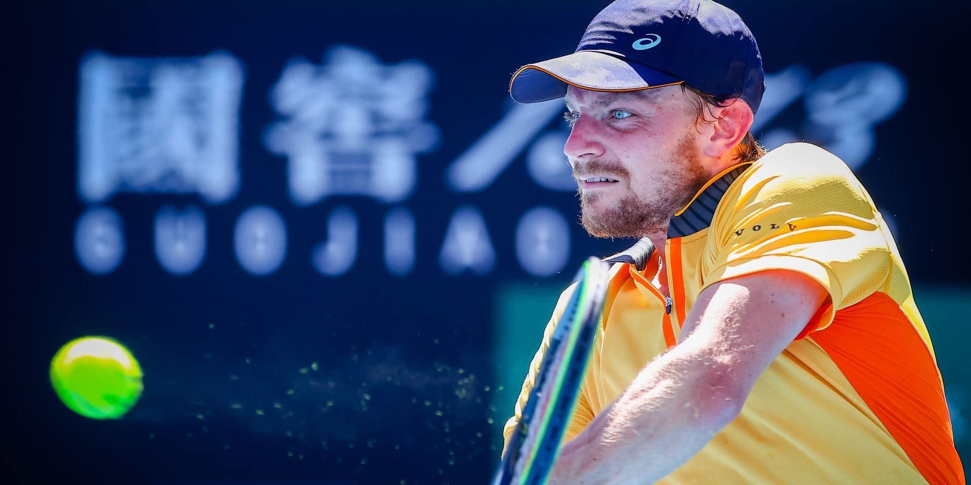 ATP Monte-Carlo: David Goffin sort Cilic et rejoint le 2e tour