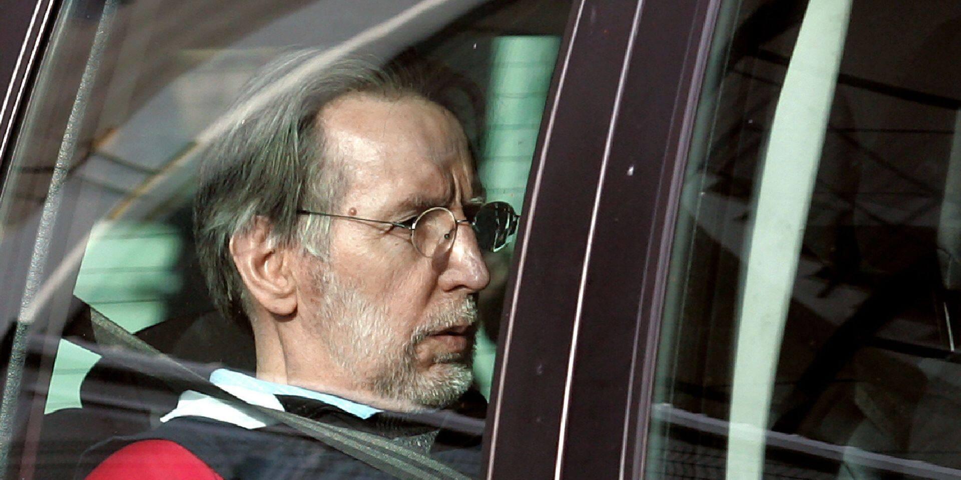 Le tueur en série Michel Fourniret est décédé