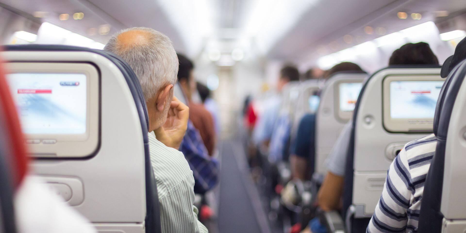 Selon une étude, les passagers des avions peuvent encore être infectés par le Covid-19 malgré toutes les précautions prises