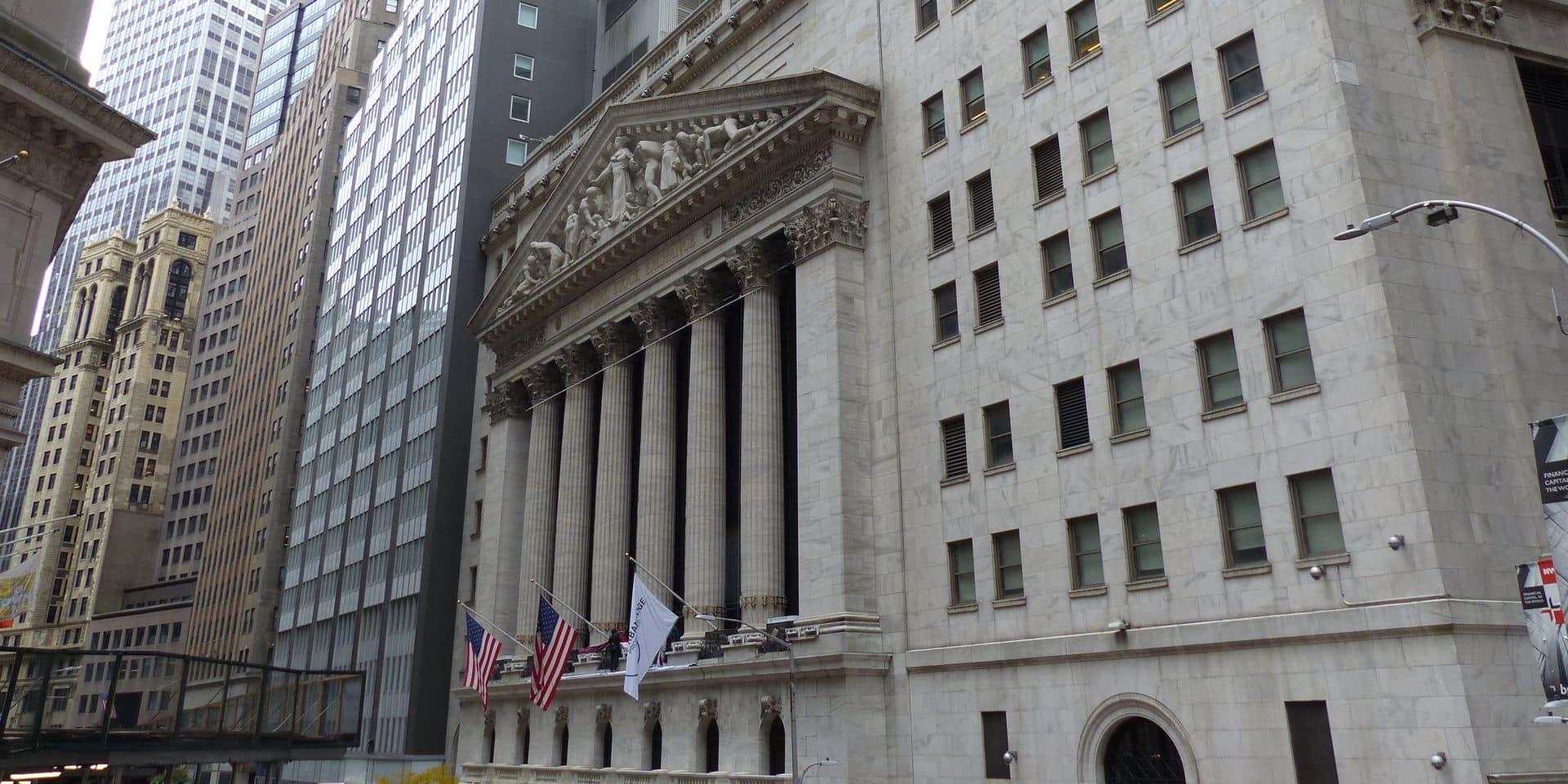 Le Nasdaq trébuche à nouveau à l'ouverture, Wall Street dans le rouge