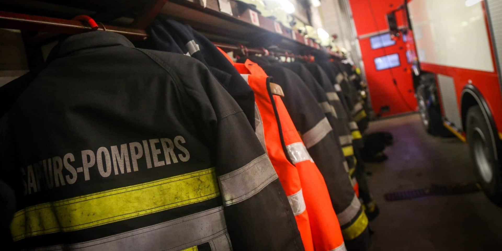 Bruxelles-Ville: un pompier frappé au visage en pleine intervention dans une cité