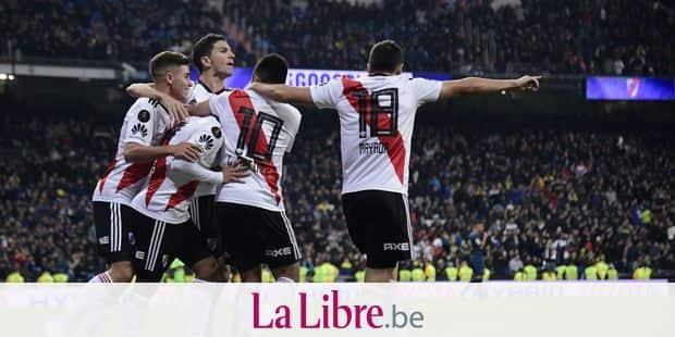River Plate renverse Boca Juniors et remporte la Copa Libertadores — Vidéo résumé