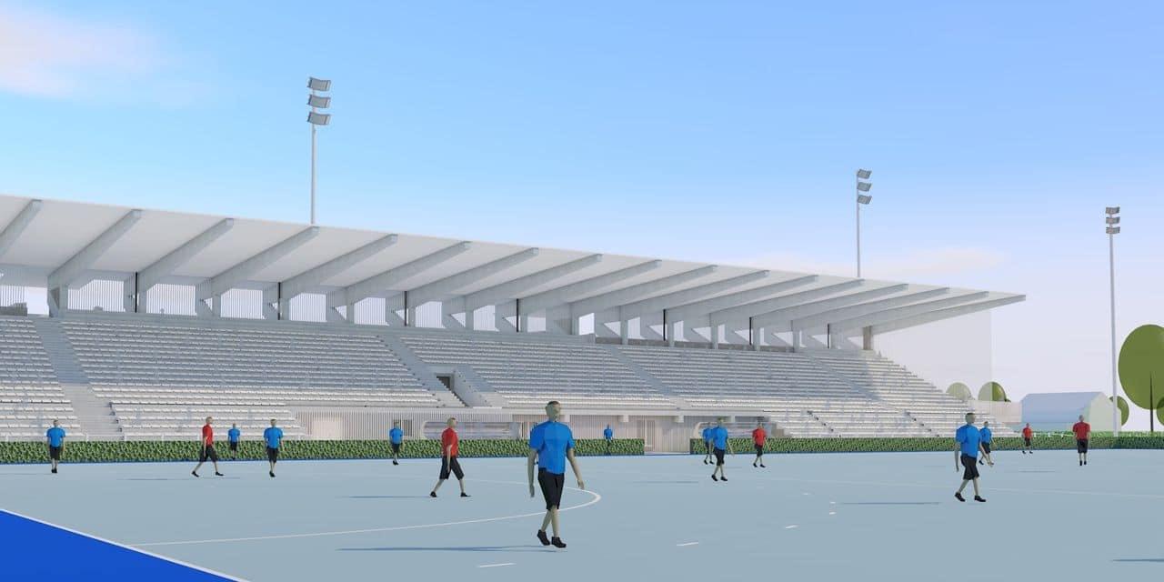 Le stade de Hockey de Wavre a bénéficié du premier appel à projets Wallonie Ambition Or