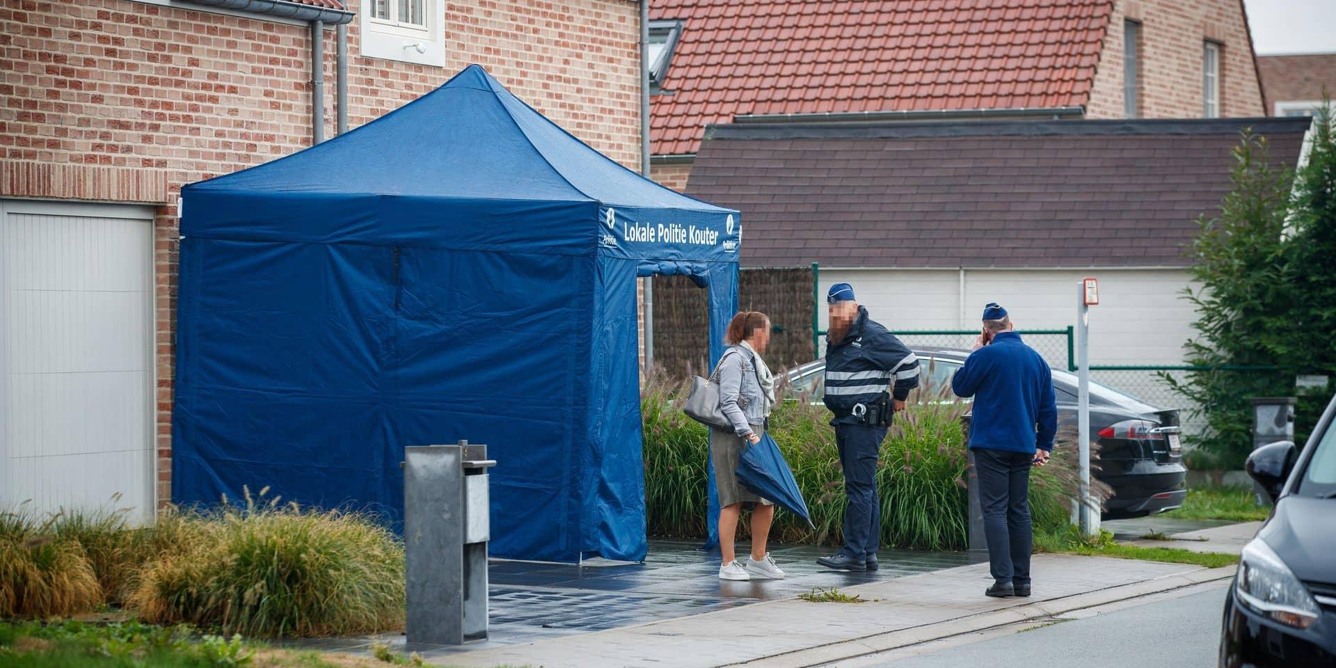 La mère de Varsenare sous mandat d'arrêt après la mort de ses trois enfants