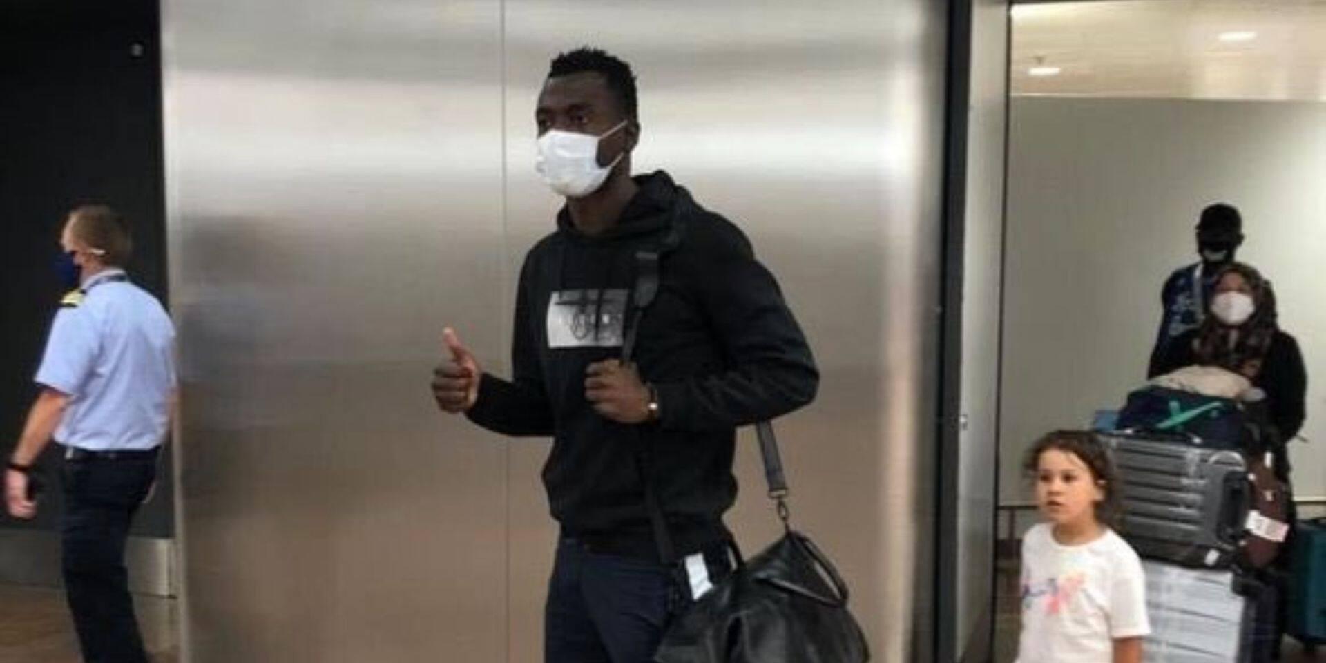 Bundu à Neerpede: il a signé pour 4 ans à Anderlecht (PHOTOS)