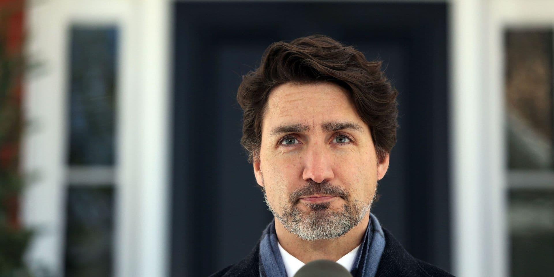Coronavirus: Trudeau inquiet pour les producteurs de viande au Canada