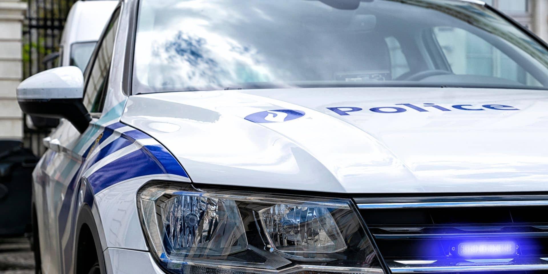 Cinq suspects interpellés après une agression au couteau à Anvers