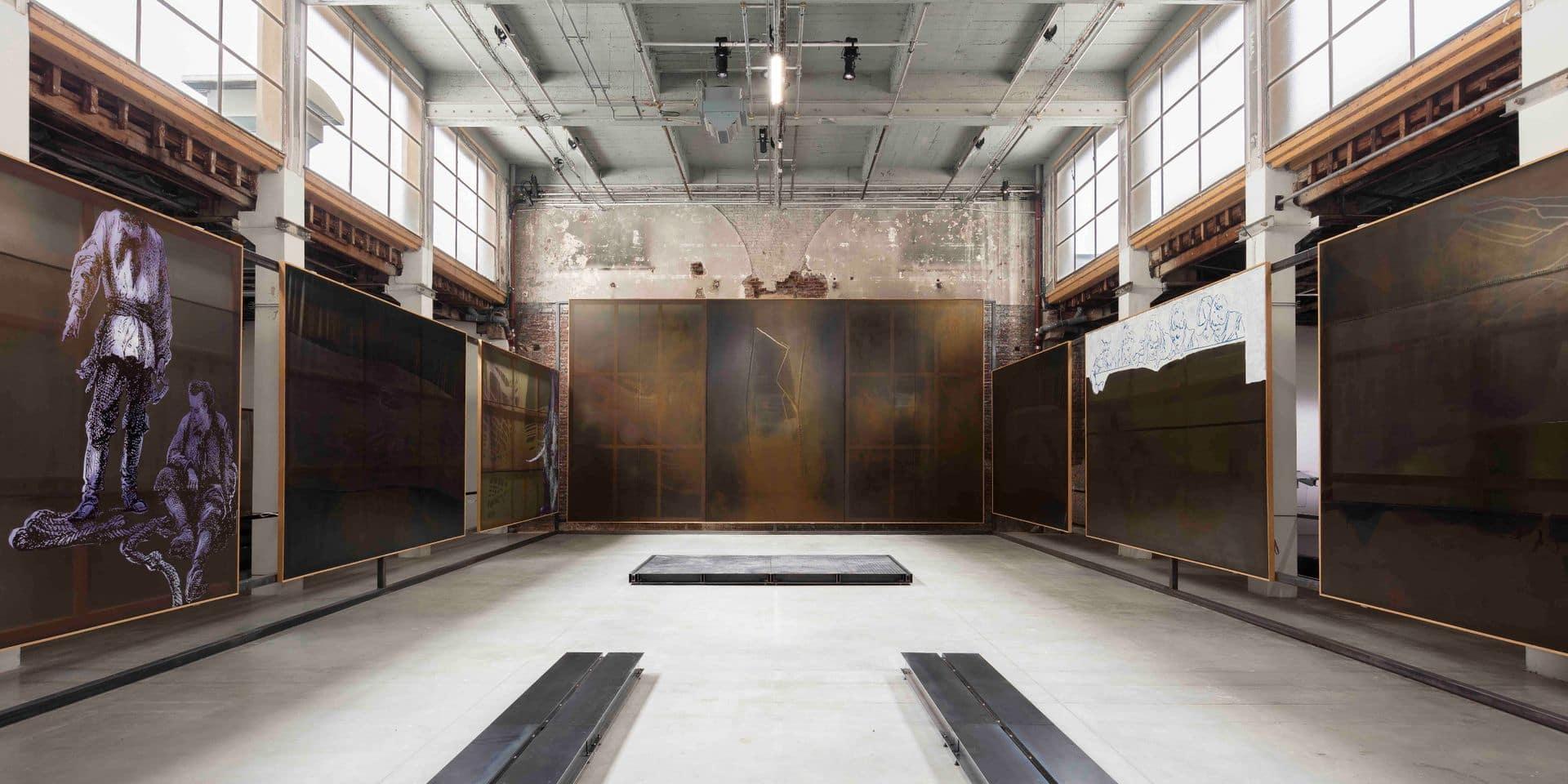 Exposition Anne Imhof au Palais de Tokyo