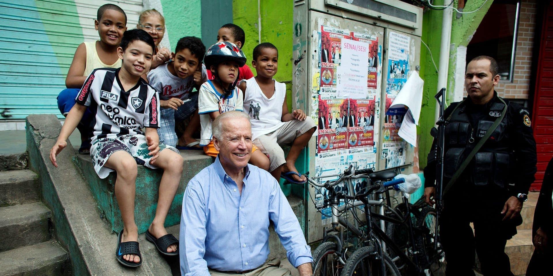 Amérique latine: après les insultes de Donald Trump, l'amitié de Joe Biden