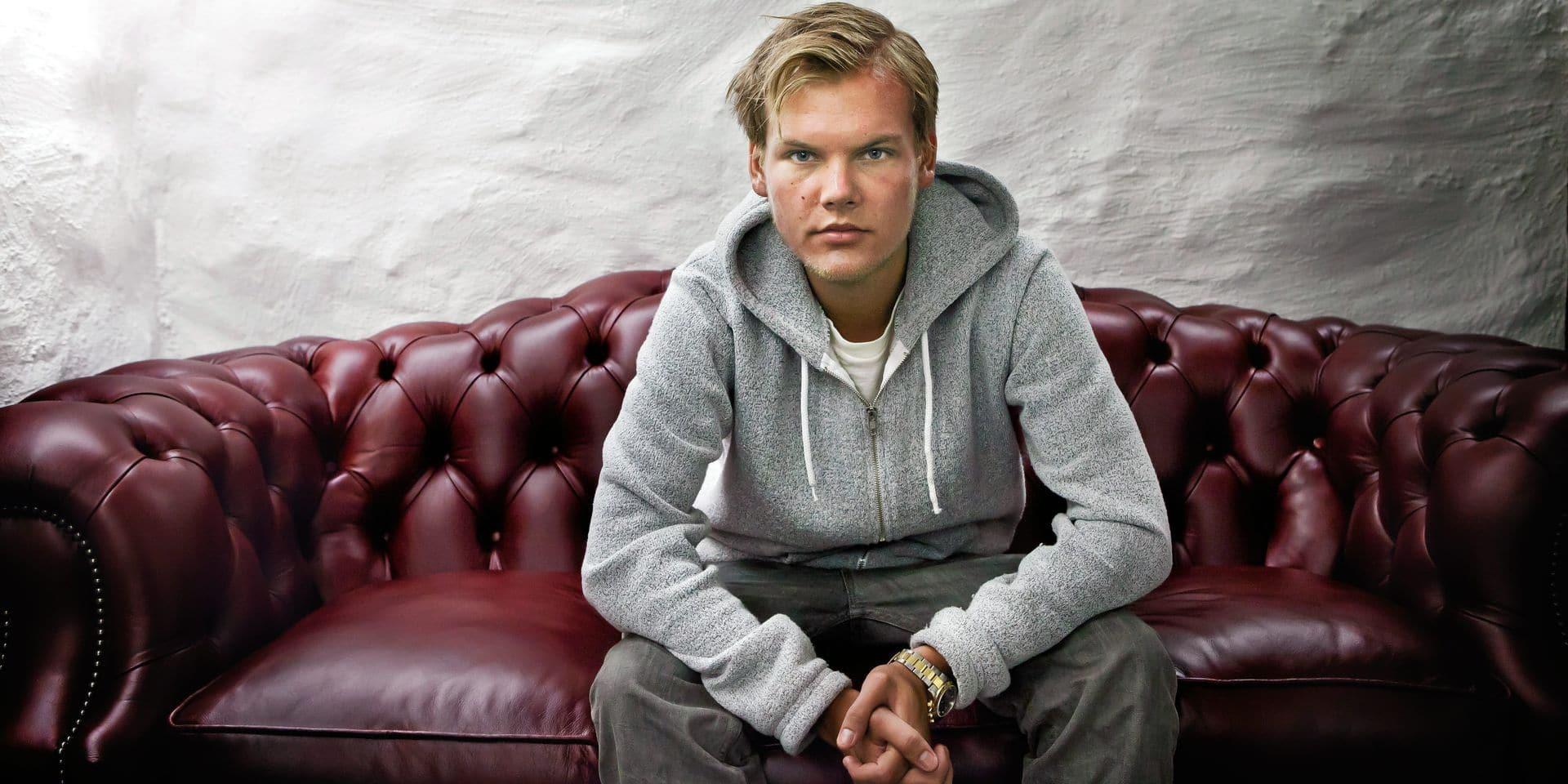 """Le DJ suédois Avicii """"n'en pouvait plus"""", selon sa famille"""