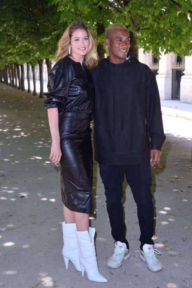 Doutzen Kroes et son mari Sunnery James